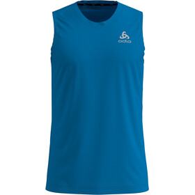Odlo BL Ceramicool Top Crew Neck Singlet Men blue aster